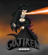 Gojiren 2000