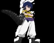 Shodai Yukito arm cross