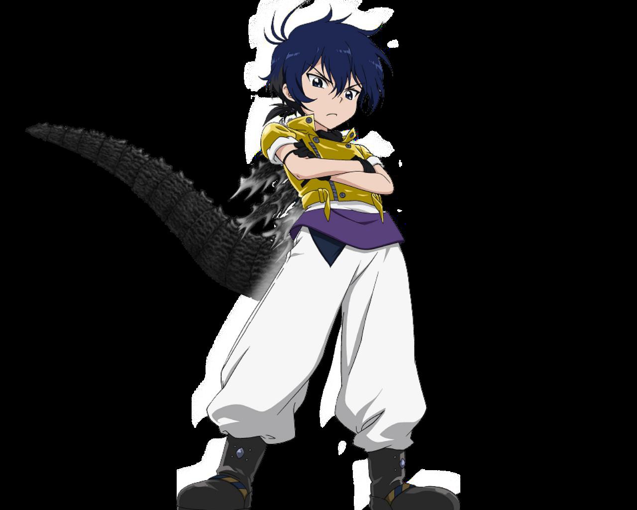 Kaiju Anime