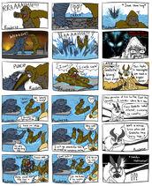 Godzilla vs Kong funny