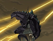 Godzilla The Series - Monsters - Zilla Junior