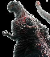 Godzilla resurgence shin goji by imperial96-d9z0dqt
