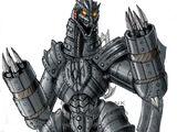 Godzilla Neo: Mecha-Godzilla