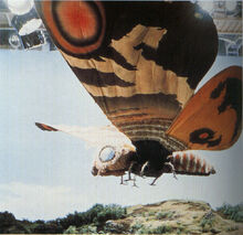 Mothra On Cirque Du Soleil