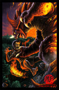 Fire and Earth FCTW by KaijuSamurai