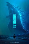 Godzilla Kotm Godzilla poster