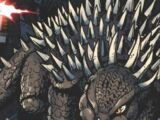 Godzilla Neo: Anguirus