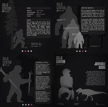 Monsterverse Kong info graphic