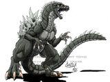 Godzilla Neo: Godzilla