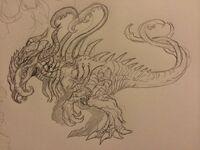 C'thura sketch 1