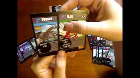CKC Card Game - Building a Combat Deck!