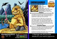 Showasaurus