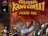 Colossal Kaiju Combat Issue 1