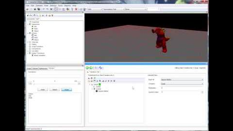 Kaiju Combat Development Video 1 - Intro to CharEd, featuring Komododon!