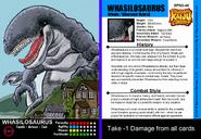 Whasilosaurus