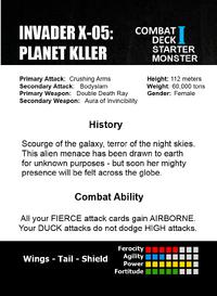 Starter Monster 1