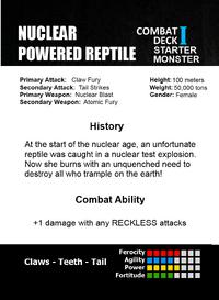 Starter Monster 4