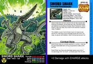 Sword Shark card