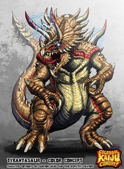 Tyrantasaur