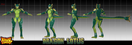 Dragon Lotus reveal