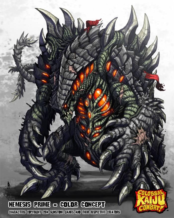 Nemesis Prime Kaijucombat Wiki Fandom Powered By Wikia