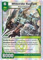 Wildstrider Ramnoth (9SHA)