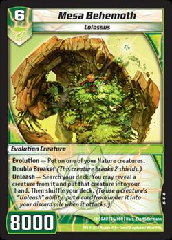 Mesa Behemoth (13GAU)