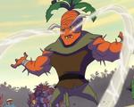 Mana Infused Karate Carrot