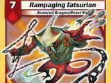 Rampaging Tatsurion