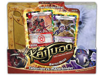 Tatsurion vs Razorkinder battle decks