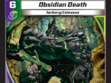 Obsidian Death