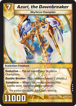 Azuri, the Dawnbreaker (7CLA)