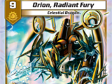 Orion, Radiant Fury
