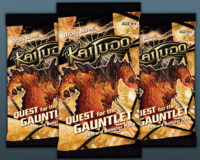 Quest for the Gauntlet booster packs