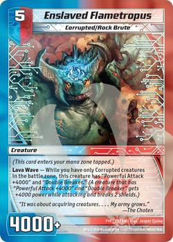 Enslaved Flametropus (Y2PRM)