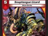 Snaptongue Lizard