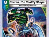 Borran, the Reality Shaper