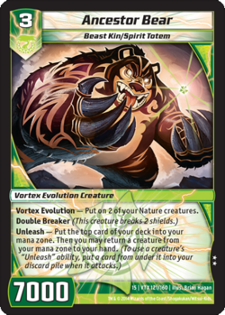 Ancestor Bear (15VTX)
