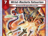 Wrist-Rockets Tatsurion