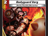 Bodyguard Vorg
