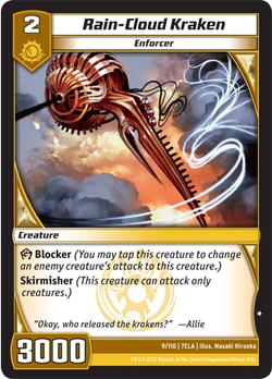 Rain-Cloud Kraken (7CLA)