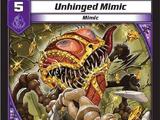 Unhinged Mimic