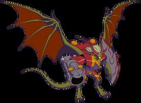 Hammer Dragon Foulbyrn