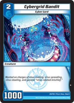 Cybergrid Bandit (7CLA)