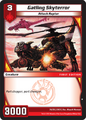 Gatling Skyterror (2DED)