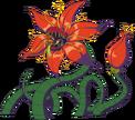 Carnivorous Dahlia