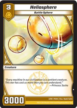 Heliosphere (9SHA)