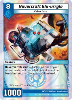 Hovercraft Glu-urrgle (3RIS)