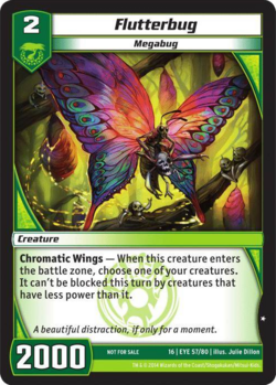 Flutterbug (16EYE)
