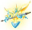 Ra-Vu, Seeker of Lightning Evolved